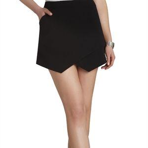 New with tags BCBG MAXAZRIA Black mini skirt